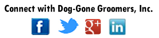 Connect with Dog-Gone Groomers